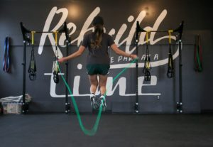 Jump rope – Body weight Circuit